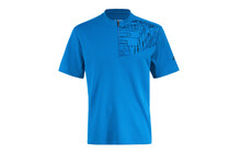 Vaude Ican II Tee shirt homme bleu